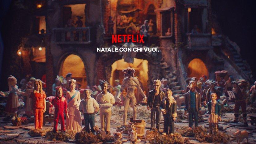 Netflix e il Presepe