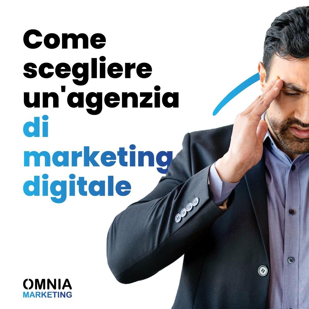 Come scegliere un'agenzia di marketing digitale