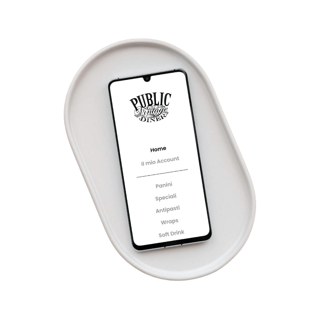 App Public Vintage Diner